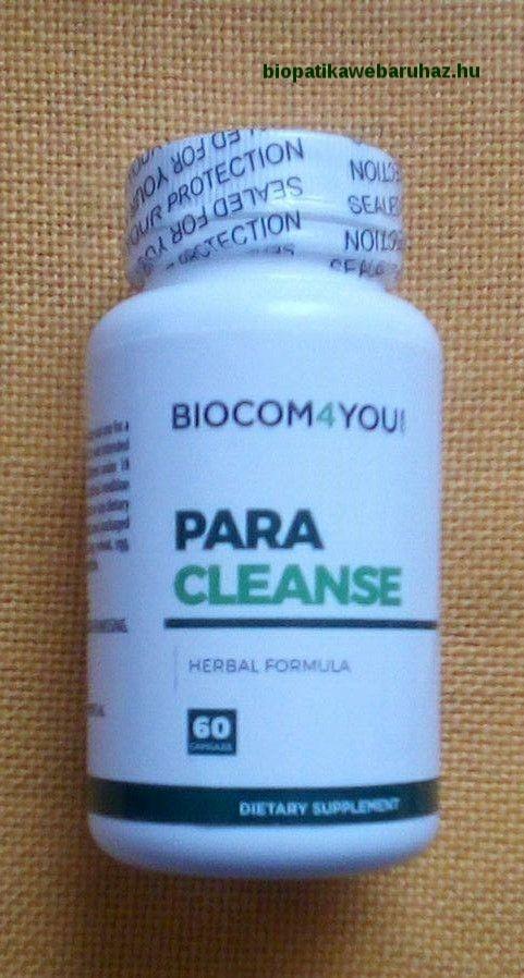 az emberi test parazitáinak gyógynövényes kezelése