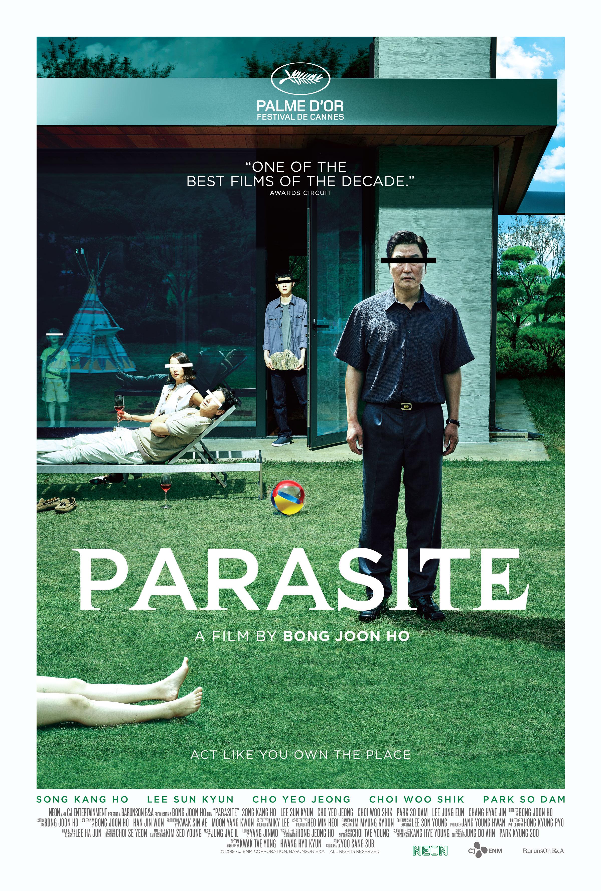 poszter paraziták