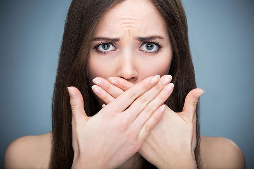 A rossz lehelet és a szájhigiéne A szájban lévő keserűség rossz leheletet okoz