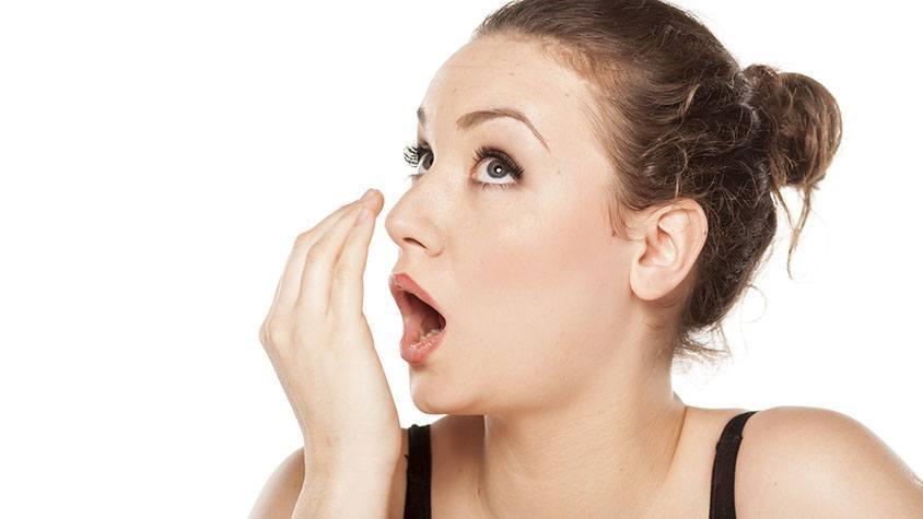 gyomor-bélrendszeri betegségek és rossz lehelet