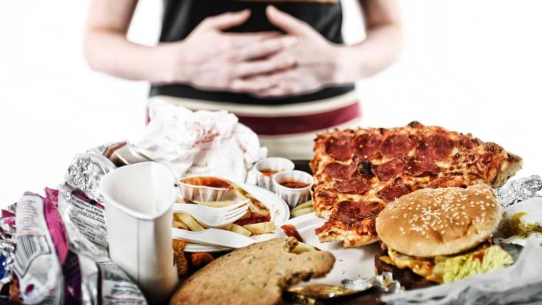 állandó éhségérzet