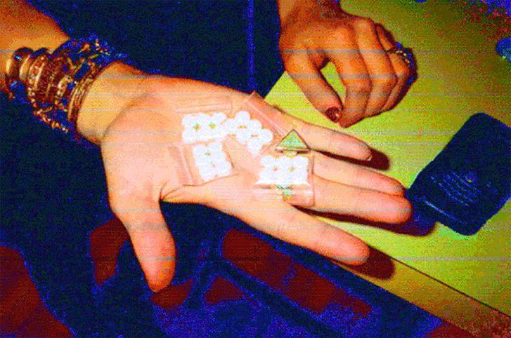 kábítószer mérgező mellékhatások