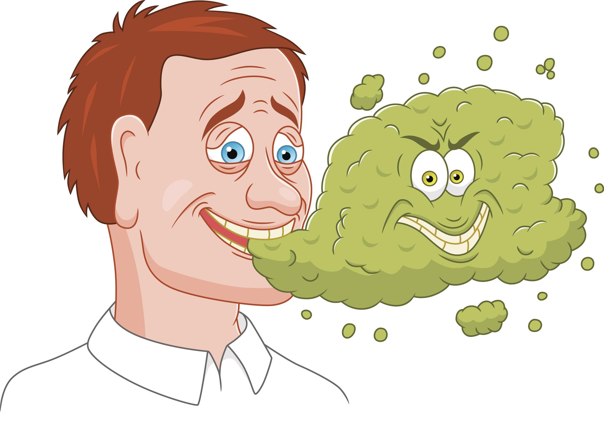 veseelégtelenség és rossz lehelet trichinózis egyén tünetei és kezelése