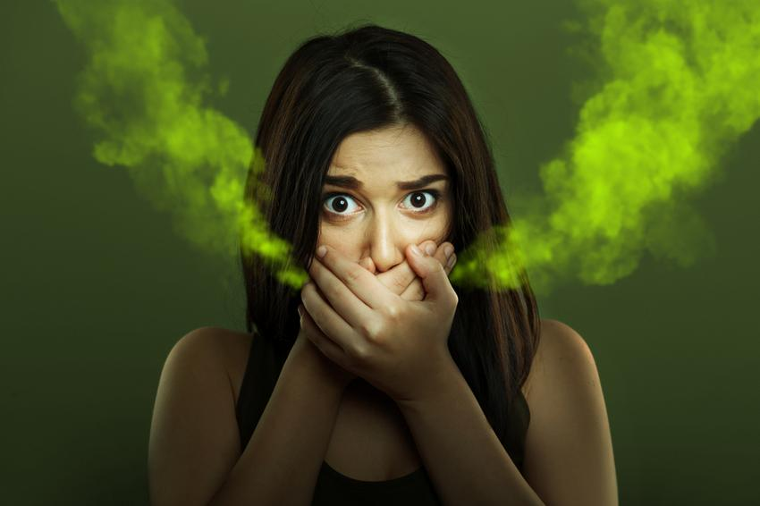 fül a szájból rossz lehelet parazitákat eltávolító termékek