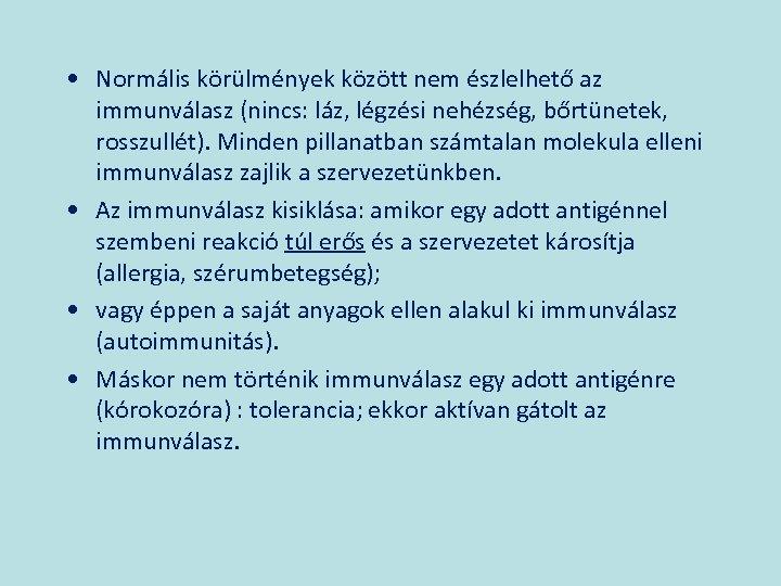paraziták elleni immunválasz ppt