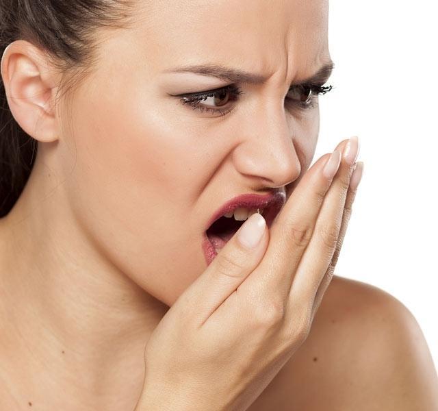 a hormonok miatt rossz lehelet