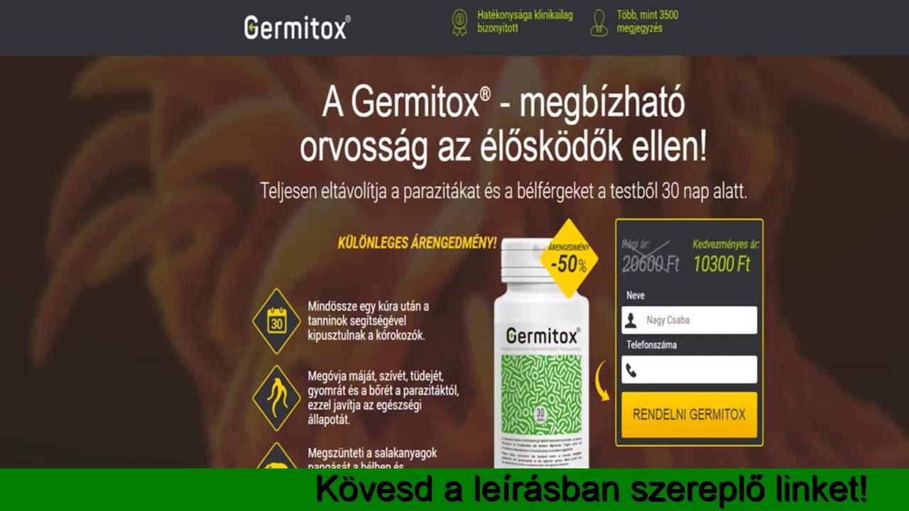 lenmag a parazitáktól való tisztításhoz endokardiális tabletták férgektől